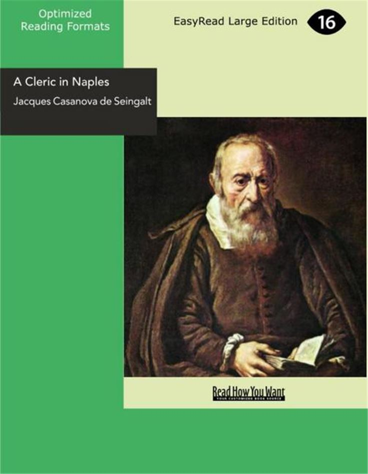 A Cleric in Naples