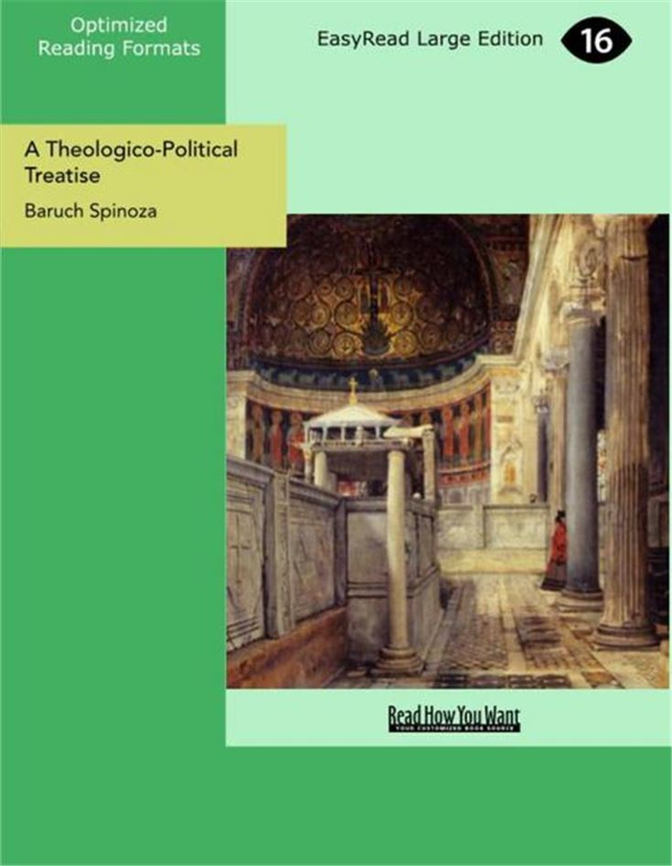 A Theologico-Political Treatise