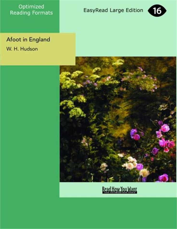Afoot in England