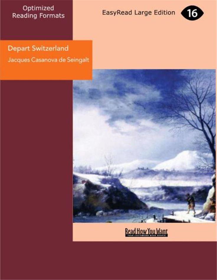 Depart Switzerland