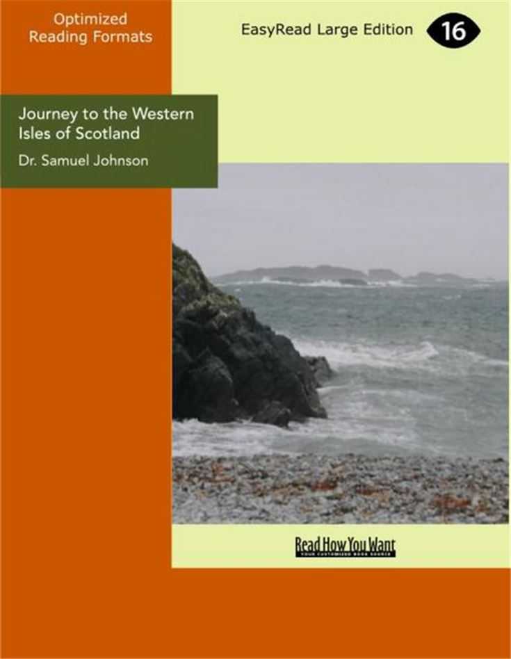Journey to the Western Isles of Scotland