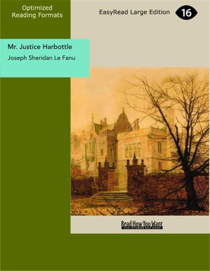 Mr. Justice Harbottle