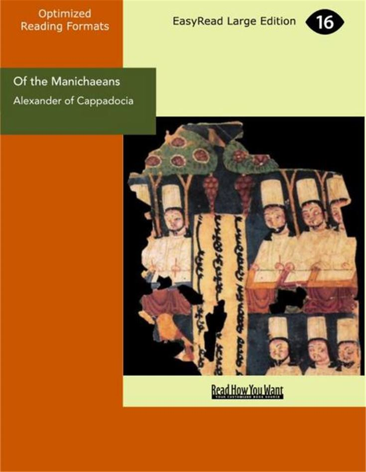 Of the Manichaeans