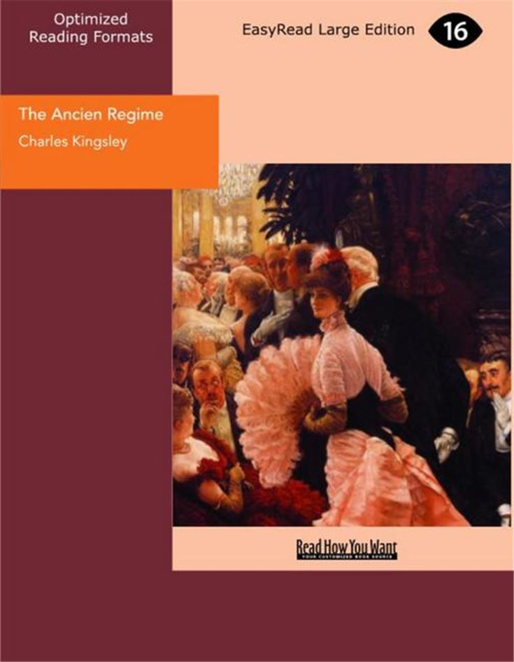 The Ancien Regime