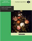 Cover Image: Health and Education (Large Print)