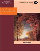 Cover Image: Eugene Onegin (Large Print)