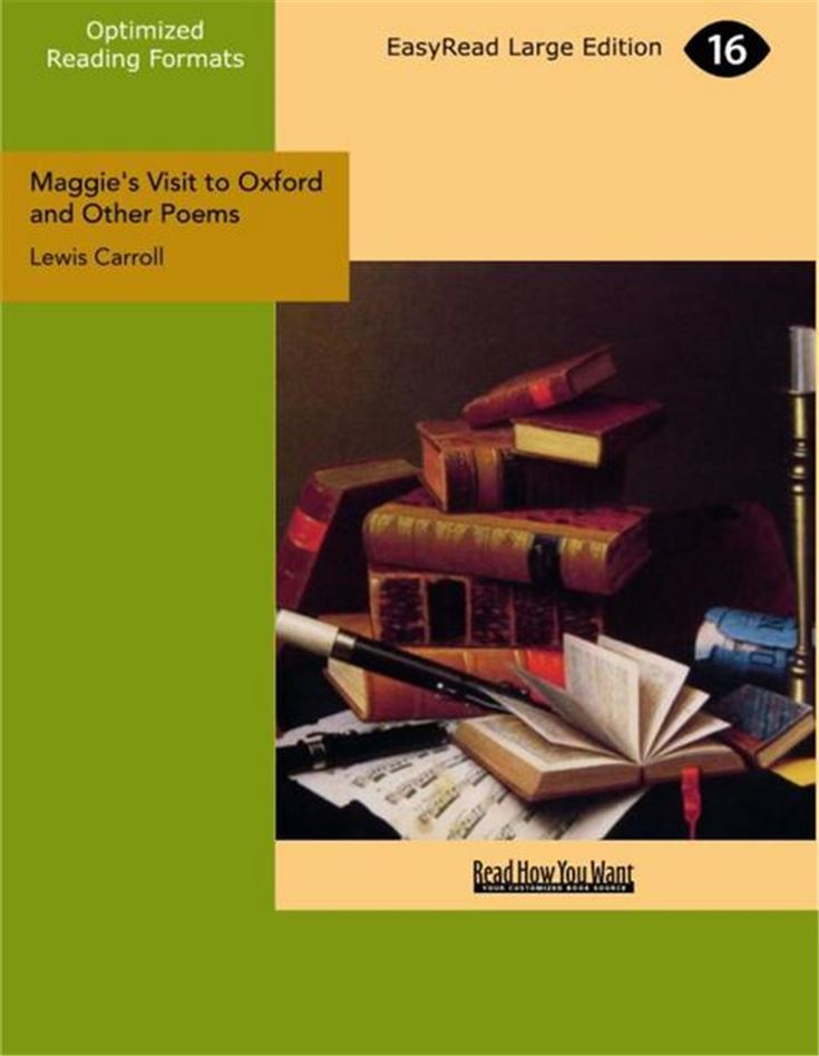 Maggie's Visit to Oxford and Other Poems