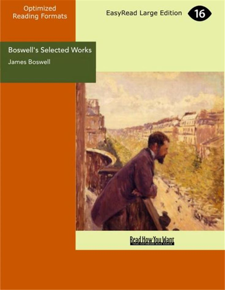 Boswell's Selected Works