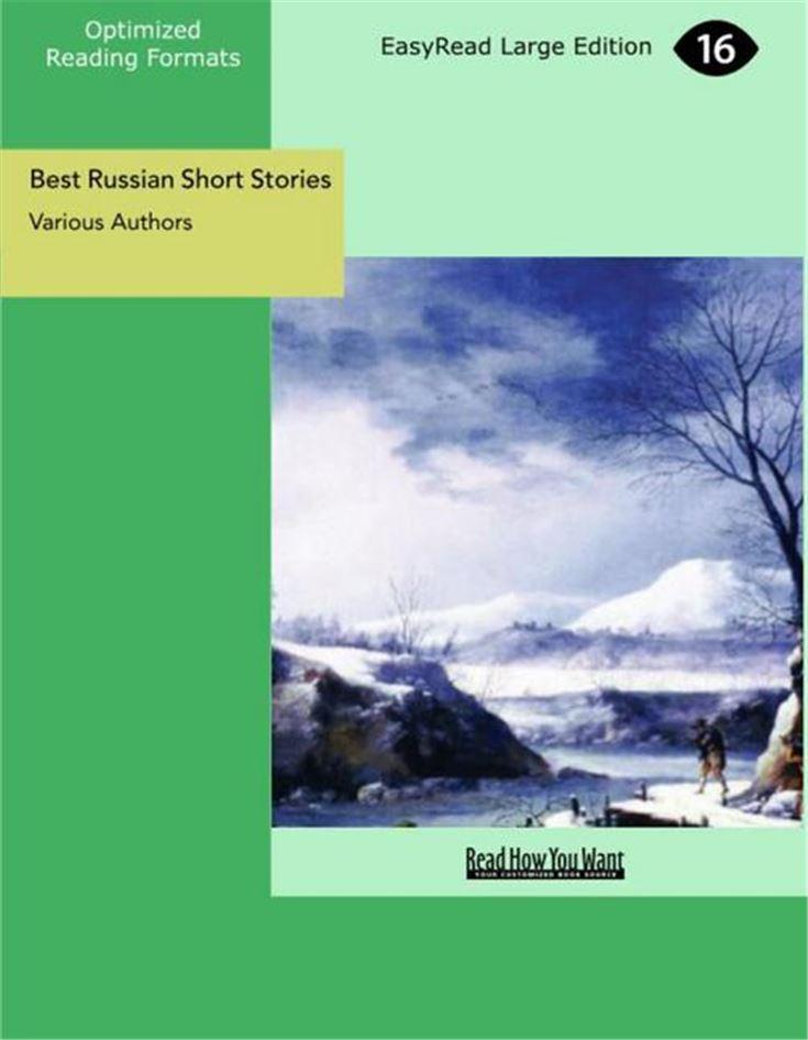 Best Russian Short Stories