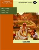 Cover Image: Man and Wife (Large Print)