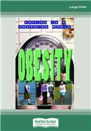 Cover Image: Obesity (Large Print)