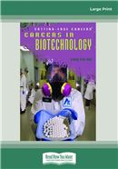 Cover Image: Careers in Biotechnology (Large Print)