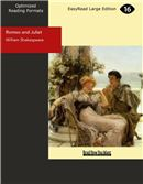 Cover Image: Romeo and Juliet (Large Print)