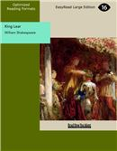 Cover Image: King Lear (Large Print)