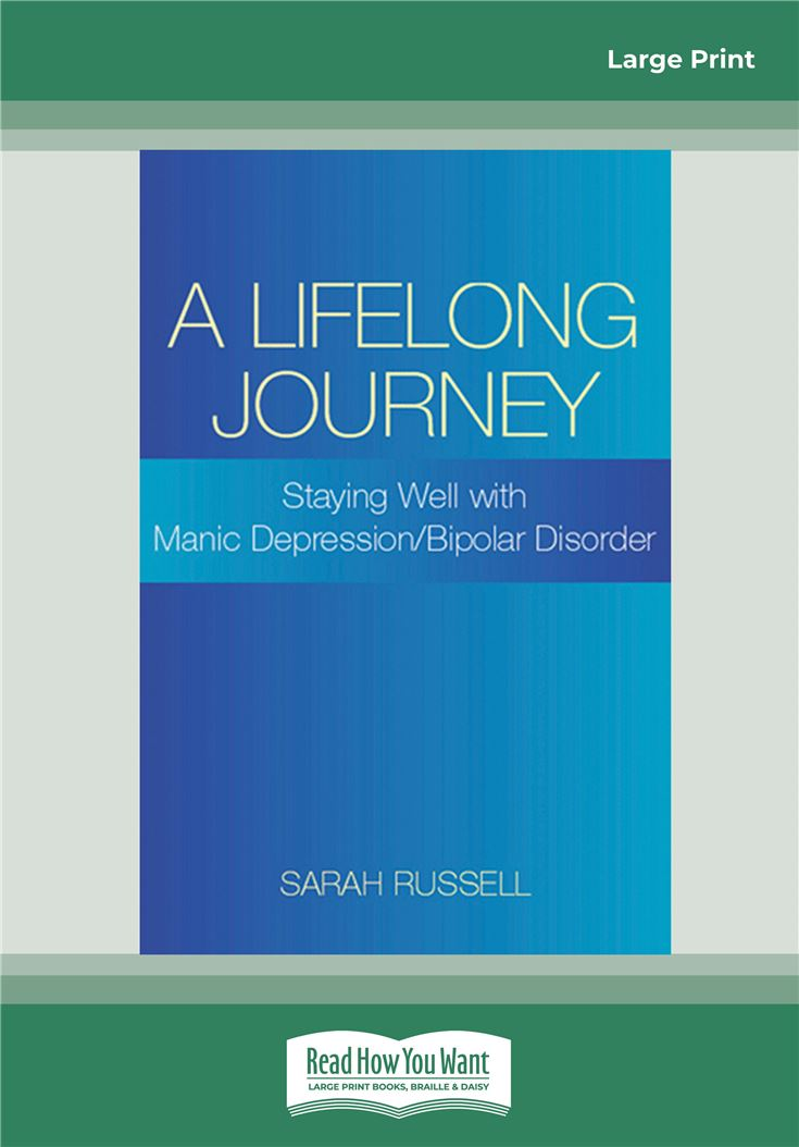 A Lifelong Journey