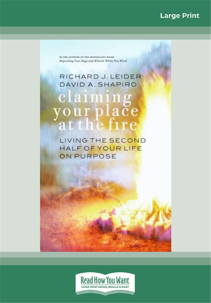 Claiming Your Place at Fire