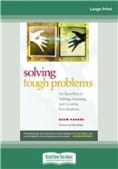 Cover Image: Solving Tough Problems (Large Print)