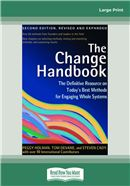 Cover Image: The Change Handbook (Large Print)