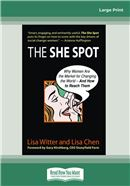 Cover Image: The She Spot (Large Print)