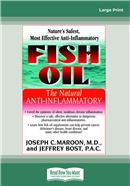 Cover Image: Fish Oil: The Natural Anti-Inflammatory (Large Print)