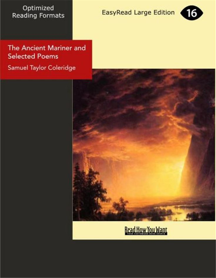 The Ancient Mariner and Selected Poems