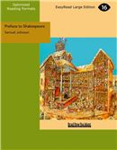Cover Image: Preface to Shakespeare (Large Print)