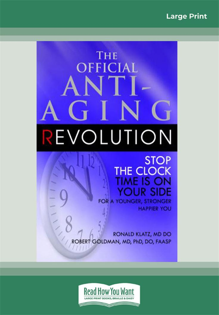 The Official Anti-Aging Revolution