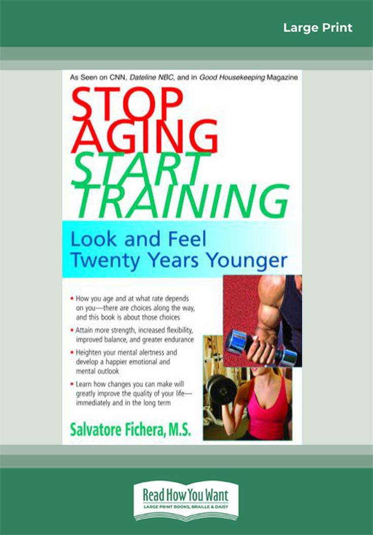 Stop Aging-Start Training