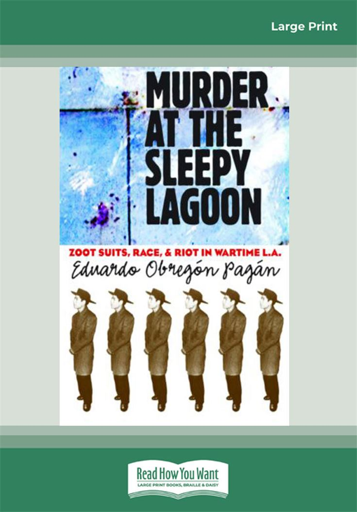 Murder at The Sleepy Lagoon