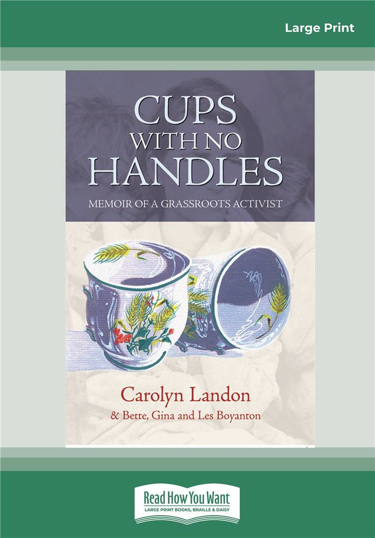 Cups with No Handles