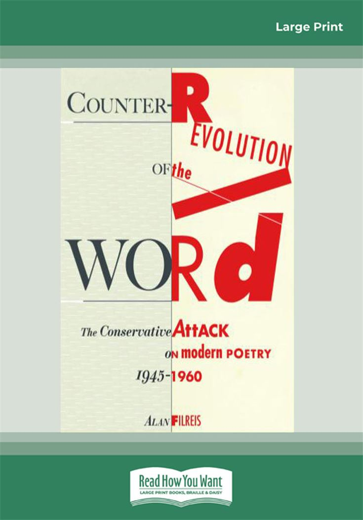 Counter-Revolution of the Word