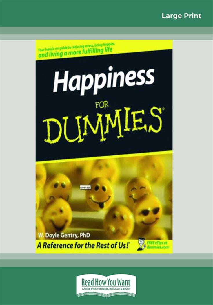 Happiness for Dummies®