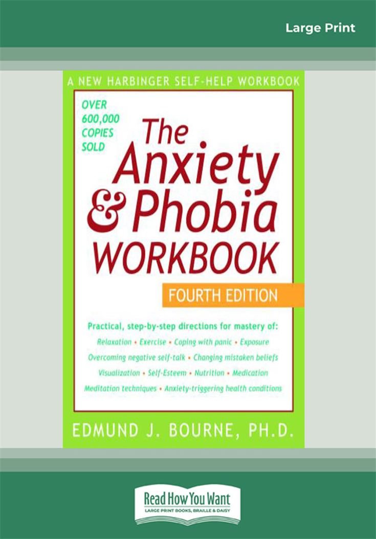 Anxiety & Phobia Workbook