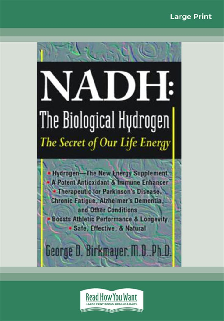 NADH: The Biological Hydrogen