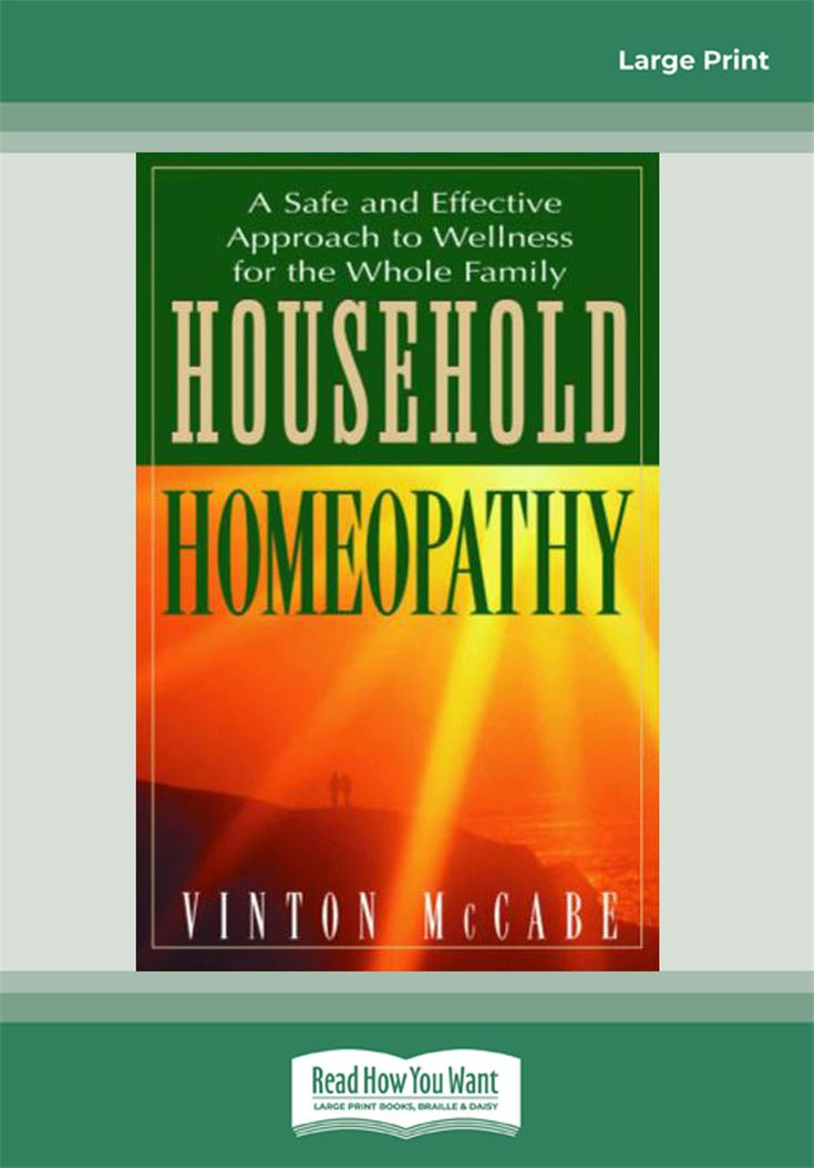 Household Homeopathy