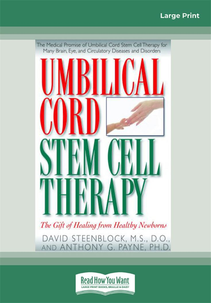 Umbilical Cord Stem Cell Therapy