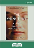 Cover Image: The Wrinkle-Free Zone (Large Print)