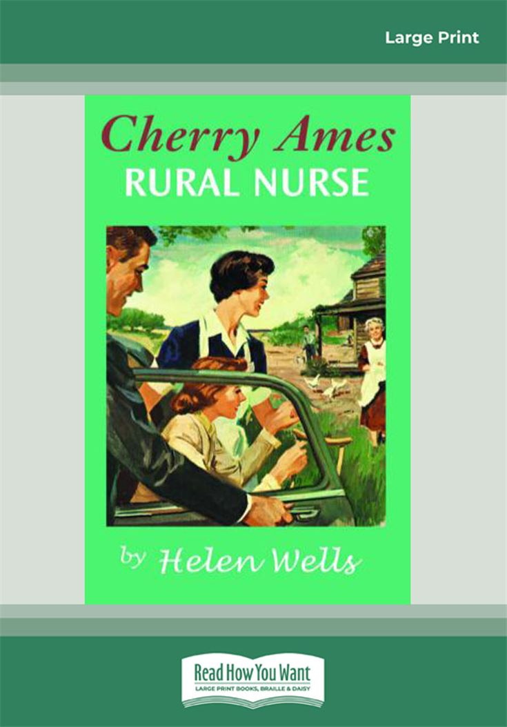 Cherry Ames, Rural Nurse