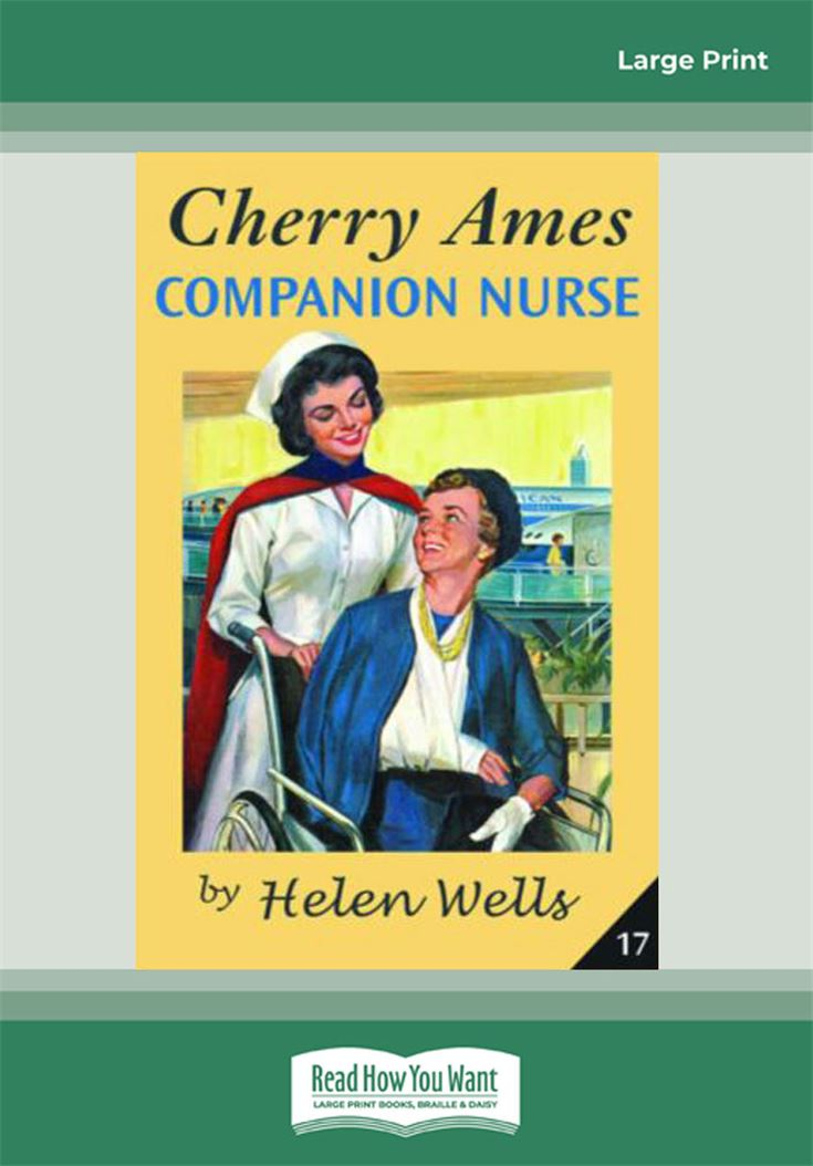 Cherry Ames, Companion Nurse