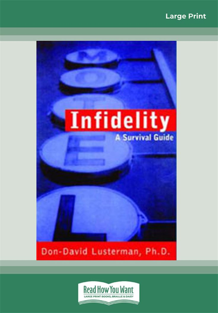 Infidelity: A Survival Guide