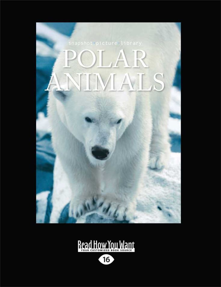 Snapshot Picture Library: Polar Animals