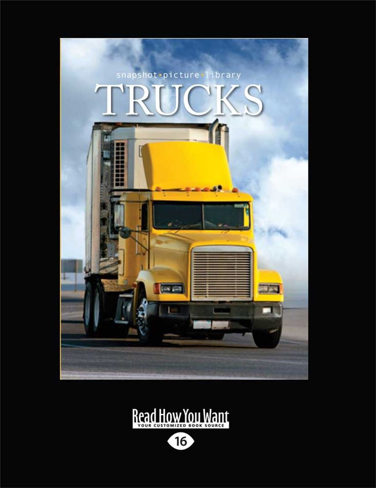 Snapshot Picture Library: Trucks