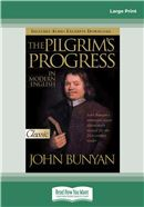 Cover Image: Pilgrim's Progress in Modern English (Large Print)