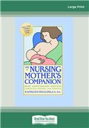 Cover Image: The Nursing Mothers Companion (Large Print)