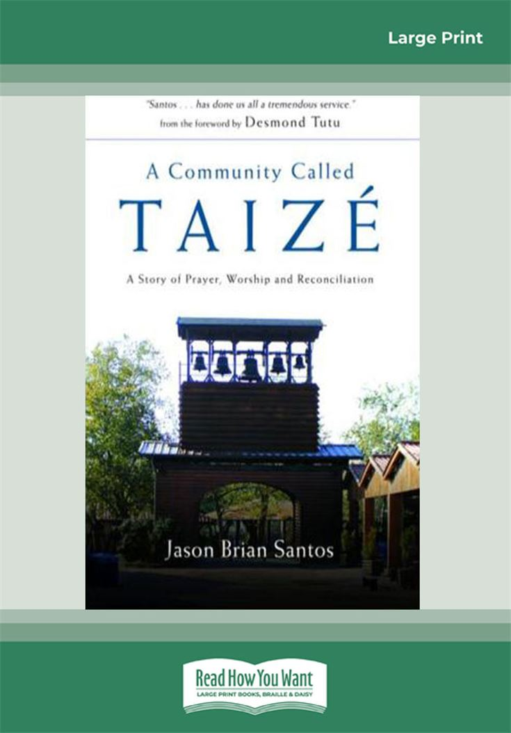 Community Called Taize