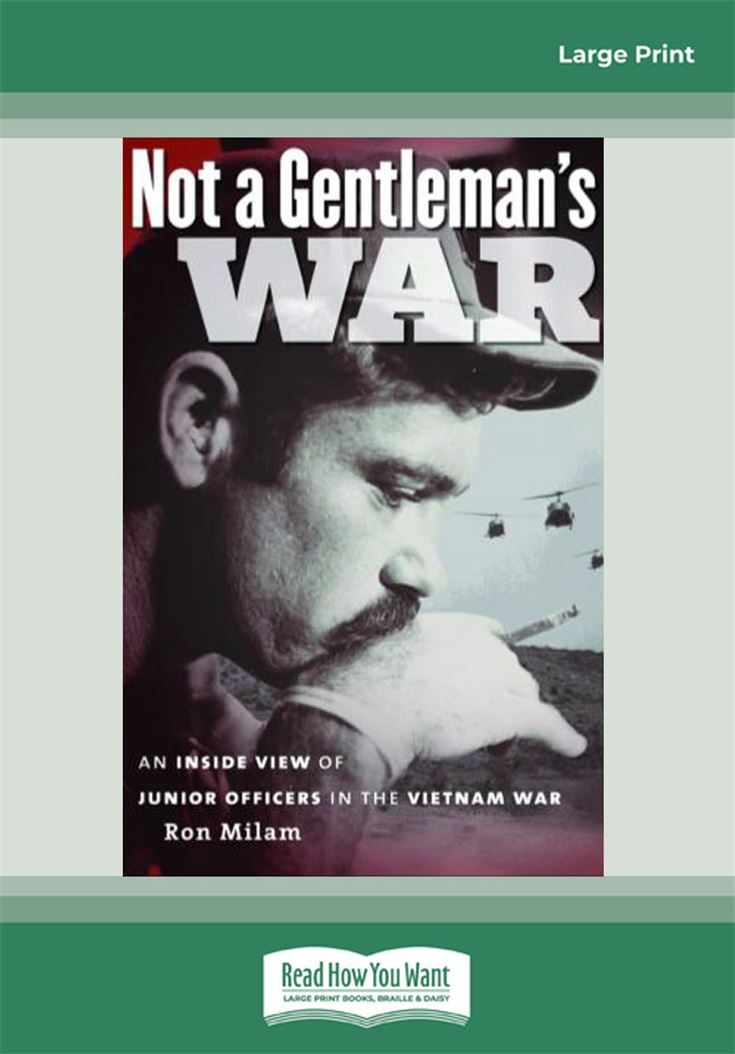 Not a Gentleman's War