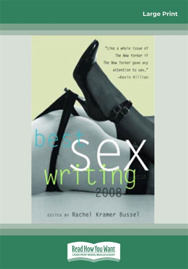 Best Sex Writing 2008