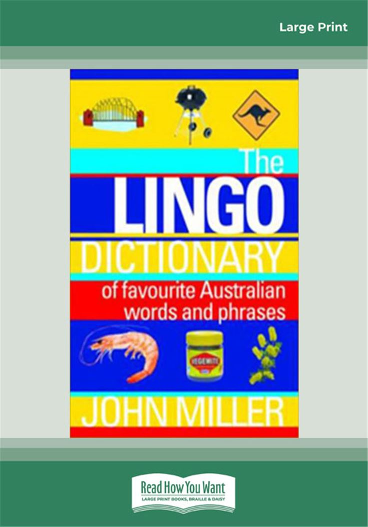 The Lingo Dictionary