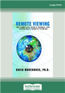 Cover Image: Remote Viewing (Large Print)