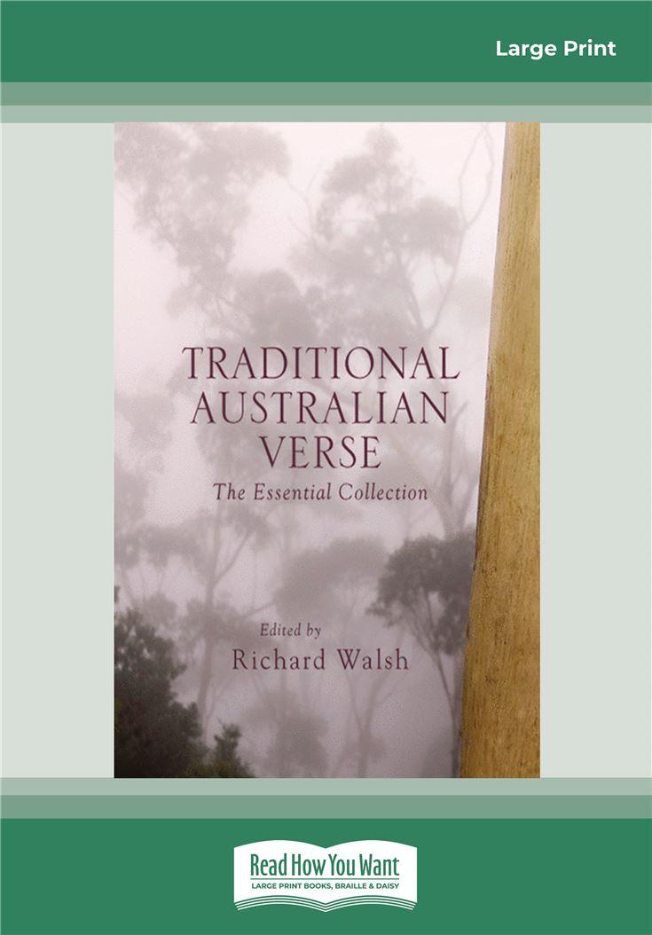 Traditional Australian Verse